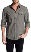 Lucky Brand Grindle Long Sleeve Regular Fit Shirt