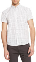 Kenneth Cole New York Slim-Fit Cotton Shirt