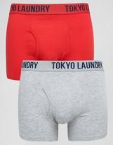 Tokyo Laundry 2 Pack Trunks