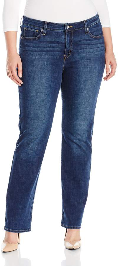 Levi's Women's 414 Relaxed Straight Jean