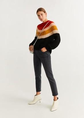 MANGO Jeans slim cropped