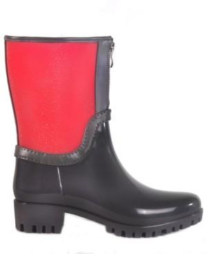 dav Dryden Waterproof Women's Mid-Height Rain Boot Women's Shoes