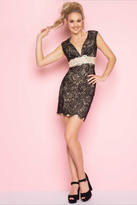 Mac Duggal Flash Style 65295L