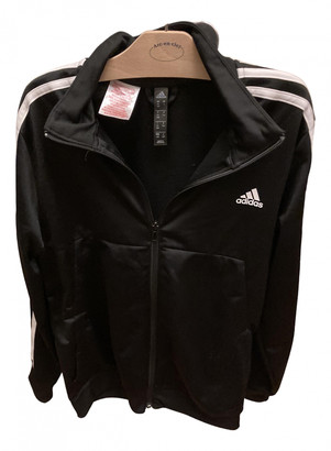 adidas Black Polyester Knitwear