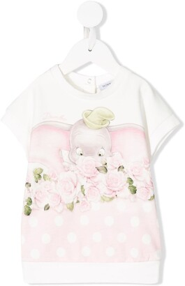 MonnaLisa relaxed-fit Dumbo T-shirt
