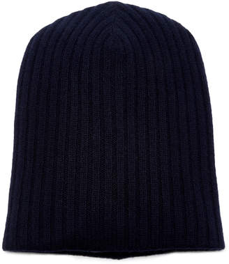 The Elder Statesman Summer Ribbed Cashmere Beanie