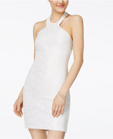 Speechless Juniors' Halter Bodycon Dress, A Macy's Exclusive