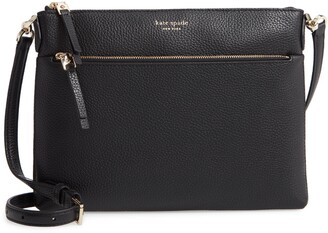 Kate Spade Medium Polly Leather Crossbody Bag