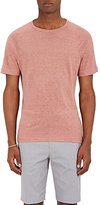 Theory Men's Dustyn Linen T-Shirt