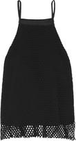 Michelle Mason Open-knit tank
