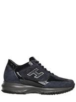 Hogan 60mm New Interactive H Suede Sneakers