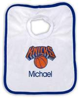 Designs by Chad and Jake 2-Pack Personalized New York Knicks Bib