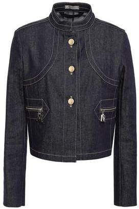 Nina Ricci Cropped Denim Jacket