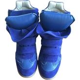Isabel Marant Blue sneakers
