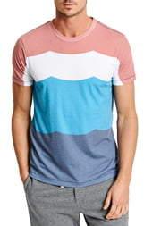 Sol Angeles Sol Flag Colorblock T-Shirt