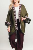 Umgee USA Only You Kimono