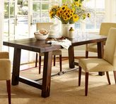 Pottery Barn Benchwright Fixed Dining Table