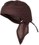 Buy Caps and Hats Doo Rag Du Rag Do Cotton Bandana Head Wrap Solid Color Chemo Cap