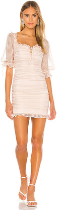 Lovers + Friends Dreams Do Come True Mini Dress