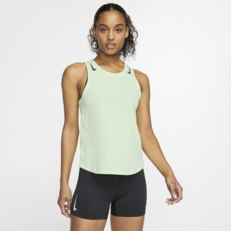 Nike Women's Running Singlet AeroSwift