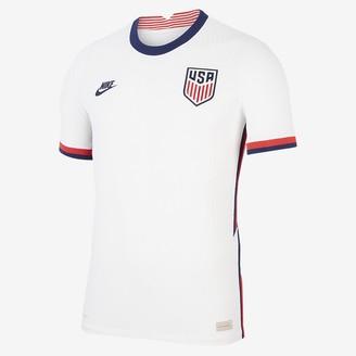Nike Men's Soccer Jersey U.S. 2020 Vapor Match Home