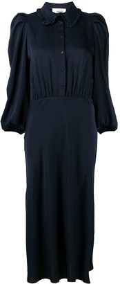 BA&SH Nour mid-length dress