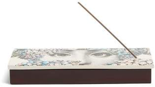 Fornasetti Ortensia Flora Incense Box And Sticks - Womens - Multi