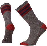 Smartwool Men's Striped Hike Medium Crew socks