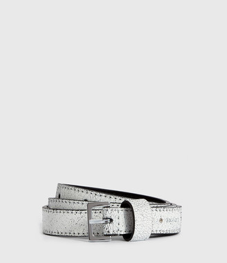 AllSaints Pipi Leather Belt