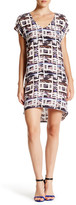 Charlie Jade Print Short Dress