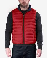 Hawke and Co. Outfitters Men's Big and Tall Reversible Puffer Vest