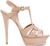 Saint Laurent Classic Tribute 105 sandals - women - Leather - 35