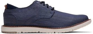 Toms Navy Denim Men's Oxford Navi Dress Shoes