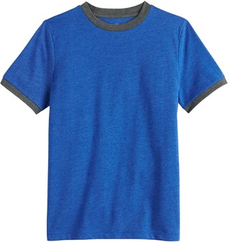 Urban Pipeline Boys 8-20 & Husky Ultimate Ringer Tee