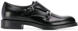 Prada buckled Oxford shoes