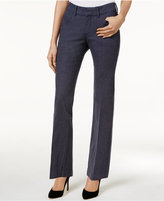 Lee Platinum Petite Wide-Leg Trousers