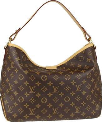 Louis Vuitton Delightful Monogram (Without Accessories) PM Brown Lining