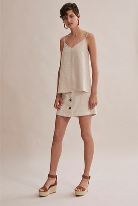 Country Road Linen Cami