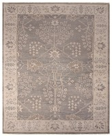 Jaipur Liberty Area Rug - Pelican/Frost Gray, 2' x 3'
