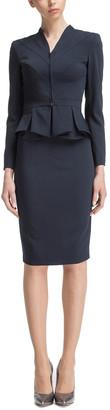 BGL Wool-Blend Jacket & Skirt Set