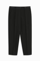 Alexander Wang Cropped Tuxedo Trousers