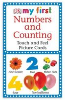 My First Touch & Feel Picture Cards: Numbers & Counting