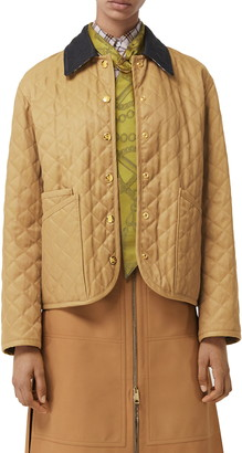Burberry Dranefeld Quilted Jacket