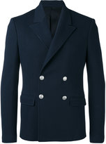 Pierre Balmain classic blazer - men - Cotton/Polyamide/Spandex/Elastane/Viscose - 46