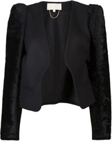 Vanessa Bruno Drap De Laine Stretch Jacket