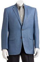 Chaps classic-fit solid stepweave suit jacket