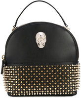 Philipp Plein studded backpack - women - Leather - One Size