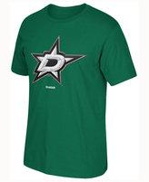 Reebok Men's Dallas Stars Sweater Emblem T-shirt