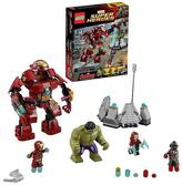 Lego Marvel Avengers: The Hulkbuster Smash Play Set