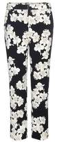 Erdem Gianna printed trousers